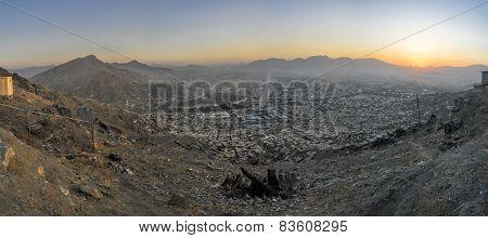 Evening Kabul