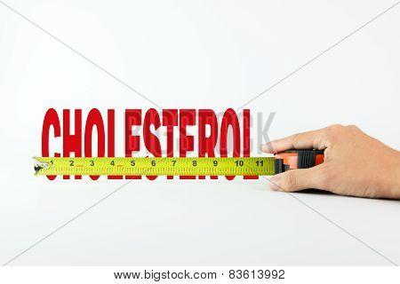Cholesterol Control Concept