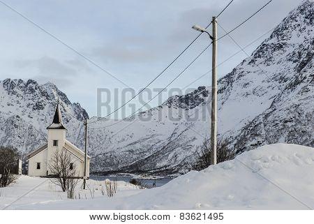 Vestpollen chapel