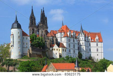 Castle Albrechtsburg, Meissen, Germany
