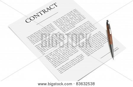 Earn Money After Signing Contract