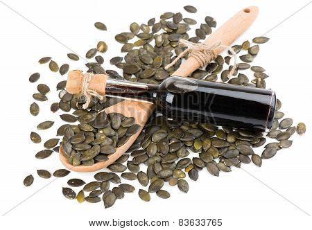 Pumpkin Seeds With Pumpkin Seed Oil