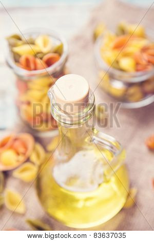 Oil And Pasta