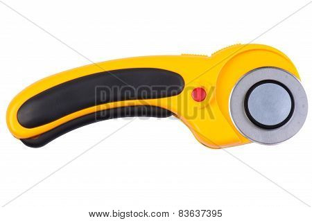 Yellow Rotary Cutter