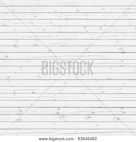 Wood Pine Plank White Texture Background