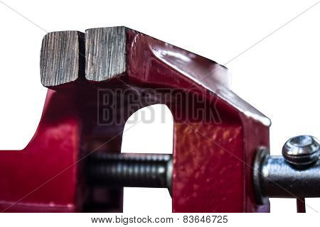 Red vise