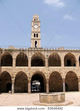Akko Khan Al Omdan Clock Tower 2008