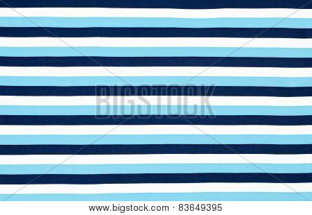 Navy Blue Striped Background.