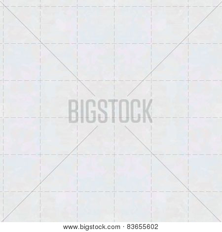 White plaid seamless pattern background