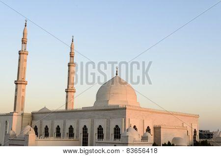 Aldhiya Mosque Sharjah UAE