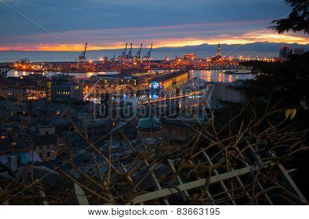 Old Port, Genoa