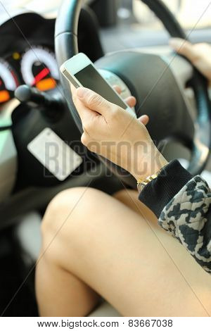 Driving Using Cellphone Is Dangerous