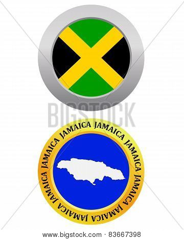Button As A Symbol Map Jamaica