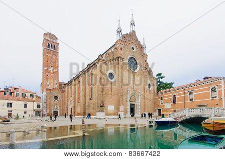 The Frari, Venice