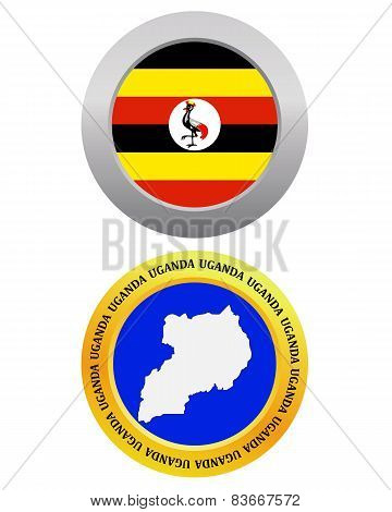 Button As A Symbol Map Uganda