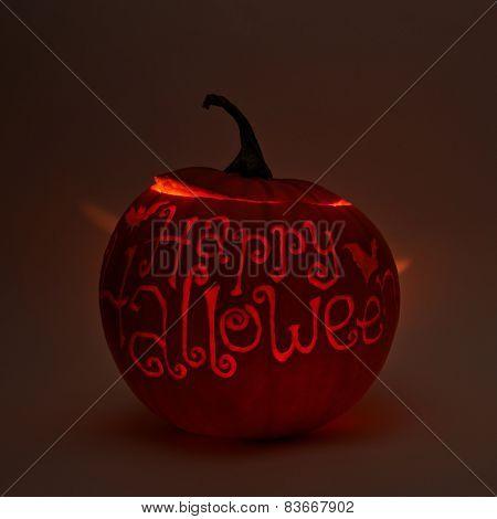 Jack-o'-lanterns halloween pumpkin