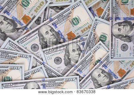 Cash Dollar Background For Your Use