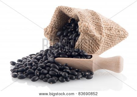 Black Beans Bag