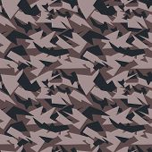 foto of camoflage  - Seamless military camouflage texture - JPG