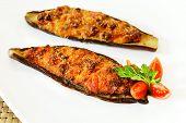 ������, ������: Stuffed Eggplant Baked