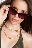 Beautiful Sunglasses Woman