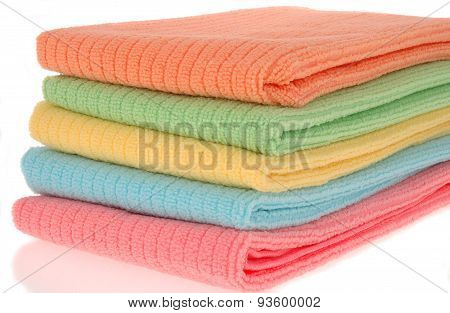 Colorful Hand Towels