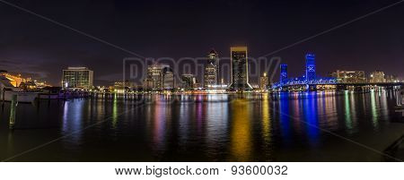 Downtown Jacksonville, Fl Waterfront