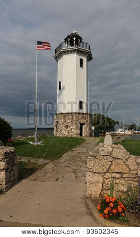Fond Du Lac Lighthouse, Wisconsin