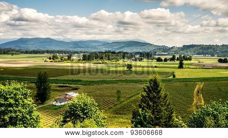 Glenn Valley in the Fraser Valley