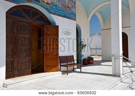 Greek orthodox church.