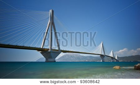 Rio Antirrio bridge.