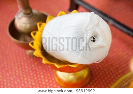 Thai Wedding Object