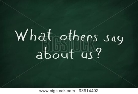 What Others Say About Us