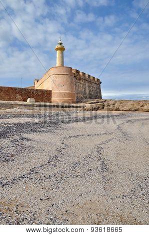 Lighthouse Of Rabat, Morocco