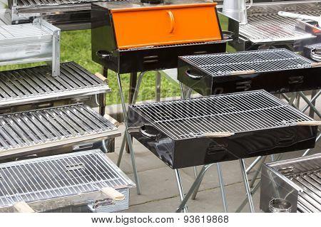 metal grills
