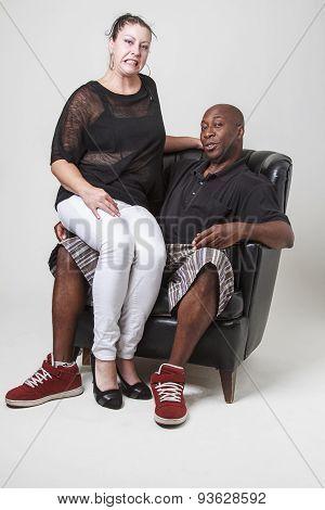 Unconfortable Couple
