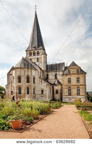 Saint-Georges de Boscherville Abbey