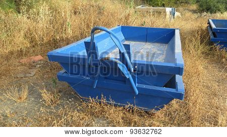 Blue Skips