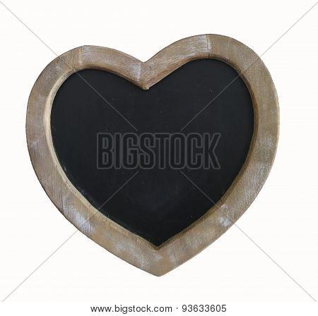 Woodden Heart
