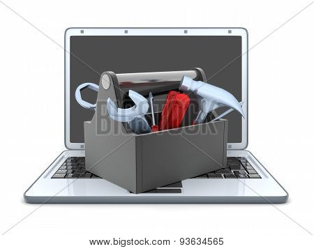 Laptop And Repair