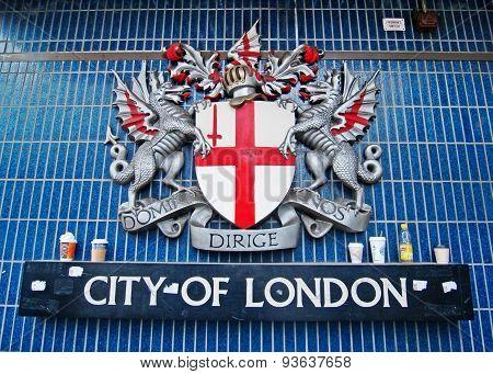City Of London Emblem