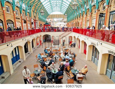 Covent Garden Market Hall