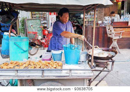Street Food In Thailand
