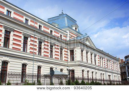 Hospital In Bucharest