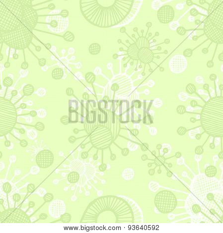 Vector  bacterial background. Eps10