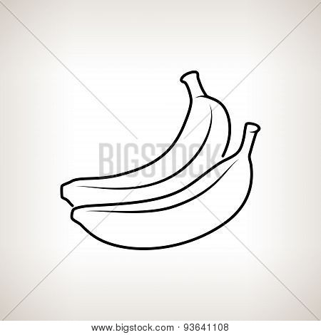 Banana In The Contours
