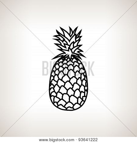 Pineapple In The Contours