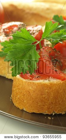 Photo Of Italian Bruschetta