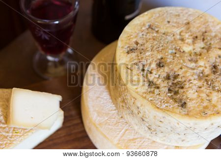 French Goat Cheese