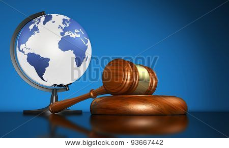 Global Justice And International Law Business